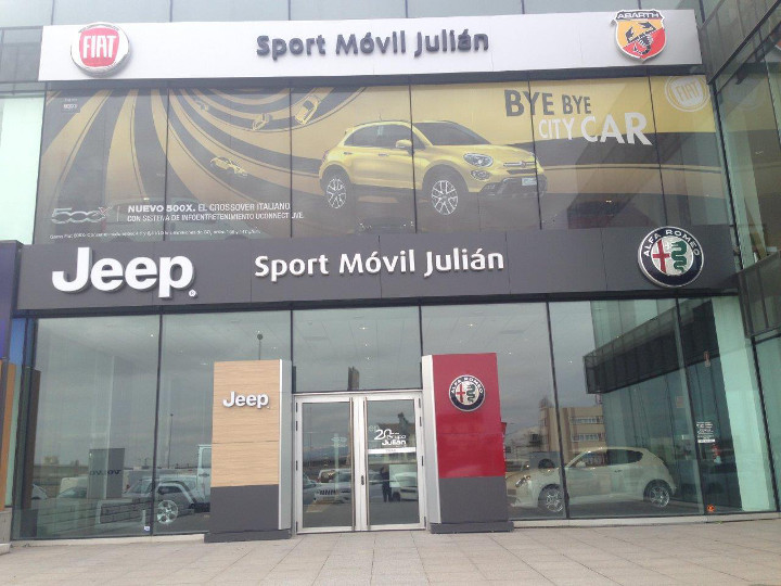 Sport Móvil Julián
