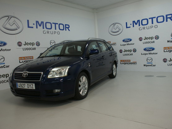 Toyota Avensis 2.2 D4D Clean Power Executive Wagon