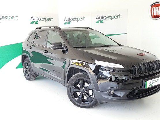 Jeep® Cherokee 2.2CRD 147kW Night Eagle Aut 4x4 Act.D.I
