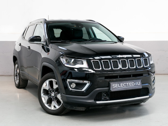 Jeep® Compass 2.0 Mjet 125kW Limited 4x4 AD Auto