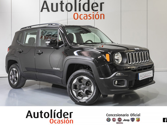 Jeep® Renegade 2.0 Mjet Longitude 4x4 Active Dri