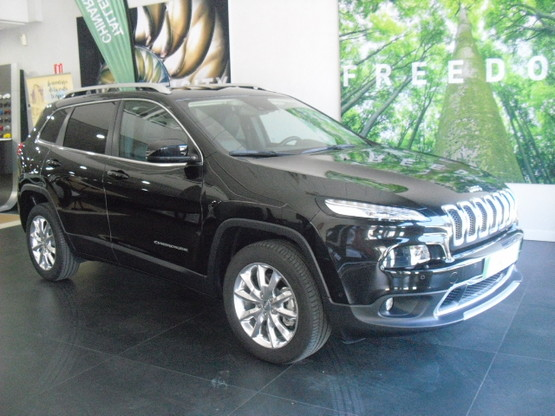 Jeep® Cherokee 2.2 CRD Limited Auto 4x4 Act. D.I
