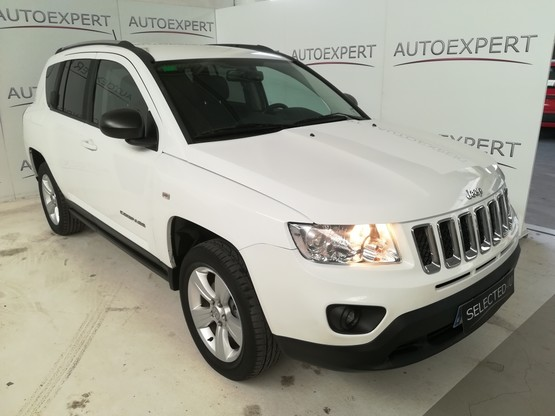 Jeep® Compass 2.2 CRD Limited 4x2