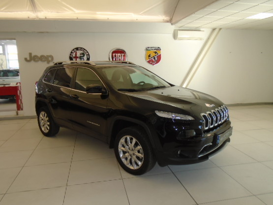 Jeep® Cherokee 2.2 CRD Limited Auto 4x4 Ac. D.II