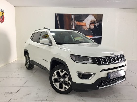 Jeep® Compass 2.0 Mjet 103kW Limited 4x4 AD Auto