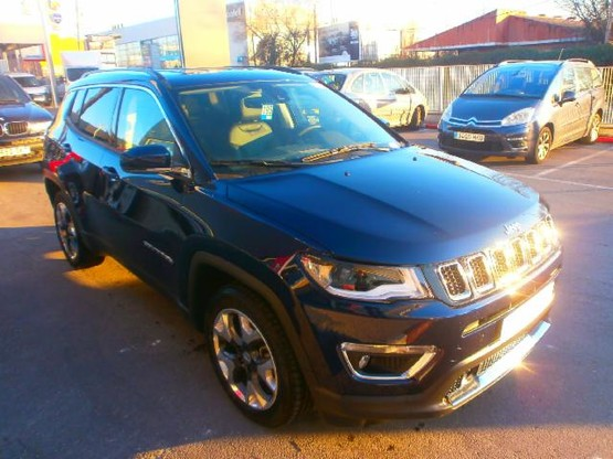 Jeep® Compass 1.6 MJET 88KW LIMITED FWD 5P