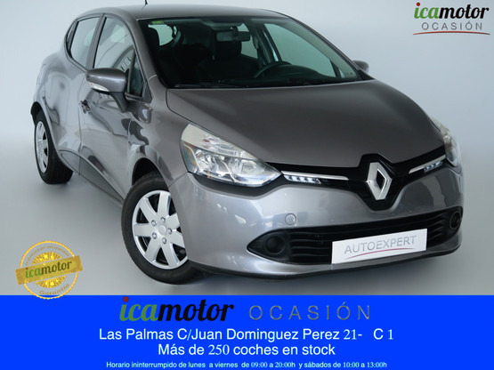 Renault Clio Authentique 1.2 16v 75