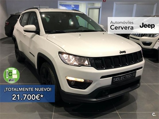 Jeep® Compass 1.4 Mair 103kW Night Eagle 4x2