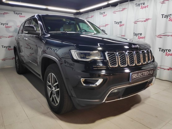 Jeep® Grand Cherokee 3.0 V6 Diesel Limited 184kW (250CV) E6