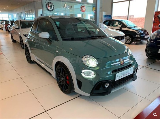 Abarth 500 1.4 16v T-Jet 695 132kW 70 Anivers. E6D