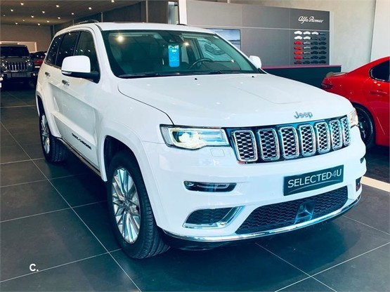 Jeep® Grand Cherokee 3.0 V6 Diesel Summit 184kW (250CV) E6