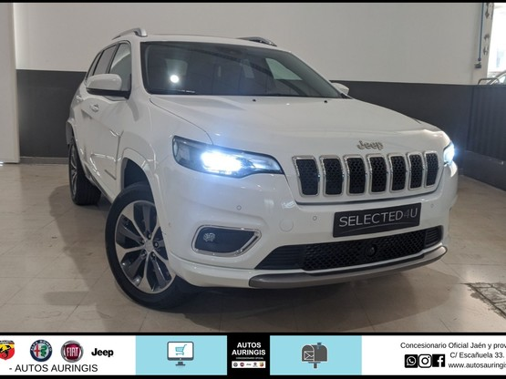 Jeep® Cherokee 2.2 CRD 143kW Overland 9AT E6D AWD