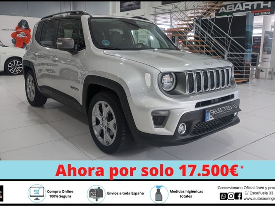 Jeep® Renegade 1.6 Mjet Limited 4x2