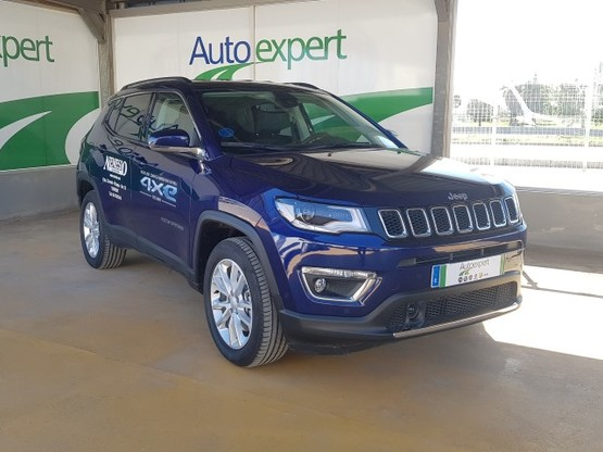 Jeep® Compass 1.3 PHEV 140kW (190CV) Limited AT AWD