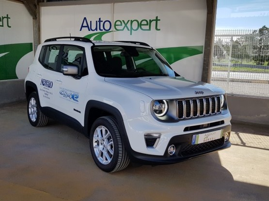 Jeep® Renegade Limited 1.3 PHEV 140kW (190CV) AT AWD