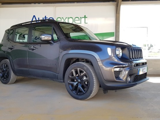 Jeep® Renegade Night Eagle II 1.0G 88kW (120CV) 4x2