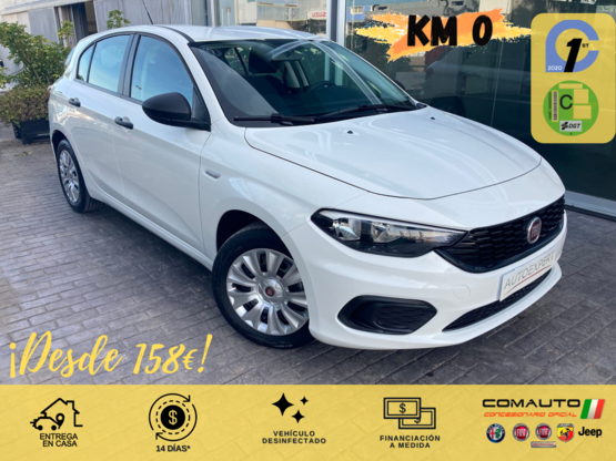 Fiat Tipo 5P 1.4 Fire 70kW (95CV) Pop