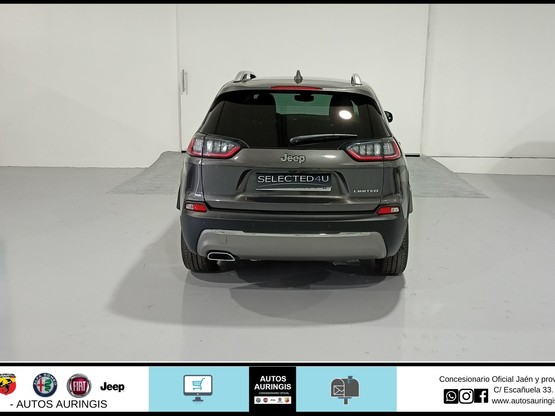 Jeep® Cherokee 2.2 CRD 143kW Limited 9AT E6D FWD